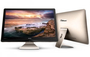 Asus Zen All-In-One Range Unveiled Equipped With A 3D Camera