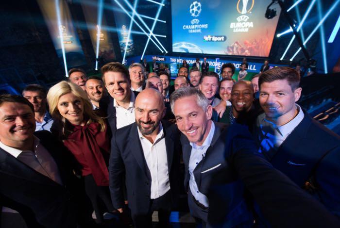 BT TV Football