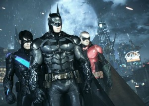 Batman Arkham Knight Out Now, New Launch Trailer Released (video)