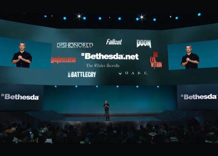 Bethesda Net