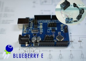BlueberryE Arduino Compatible Wireless Connected Sensors (video)