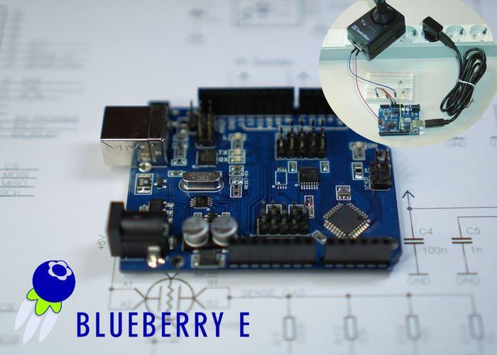 BlueberryE Arduino