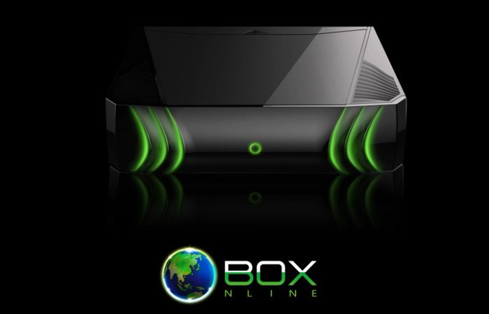 Chinese OBox Games Console