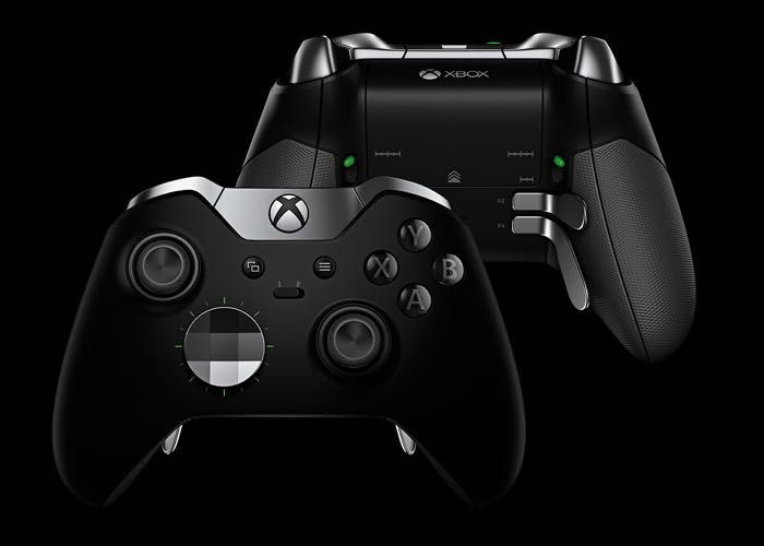 Elite-Wireless-Xbox-One-Controller
