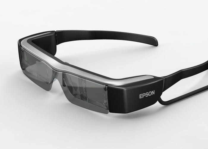 Epson Moverio Pro BT-2000