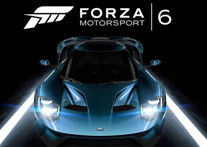 Forza Motorsport 6 Now Available For Digital Pre-Order