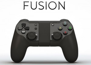 Fusion MFi Compatible iOS Games Controller (video)