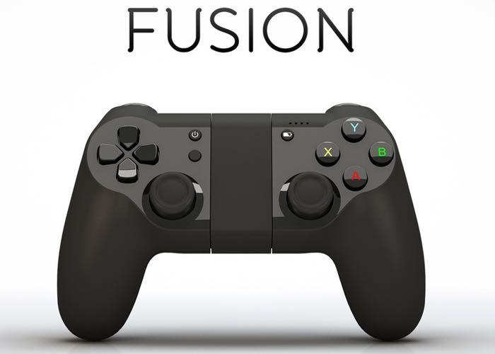 Fusion iOS games controller