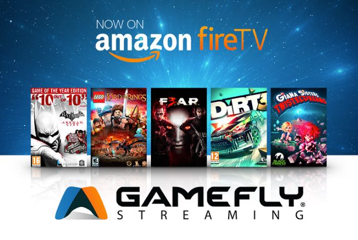 GameFly Video Game Streaming