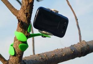 Gekkopod Flexible Smartphone And Camera Mount (video)