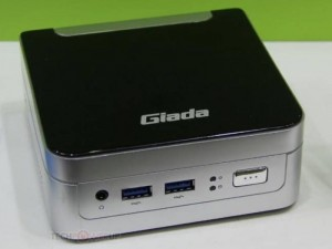 Giada i80 Mini PC Equipped With 6th Gen Intel Core Skylake-U CPU Unveiled