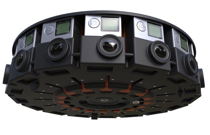 GoPro Google Camera Array