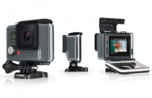 New GoPro Hero+LCD Touchscreen Action Camera Launches For $300
