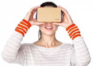 Over 1 Million Google Cardboard Virtual Reality Headsets Have Shipped