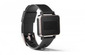 Google Health-Tracking Watch