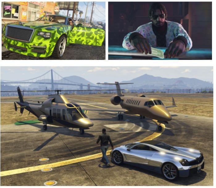 Grand Theft Auto Online Ill-Gotten Gains