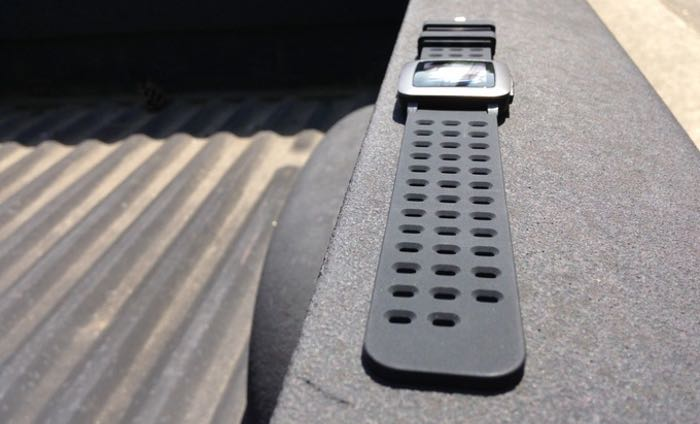 Hammer Straps For Pebble Time