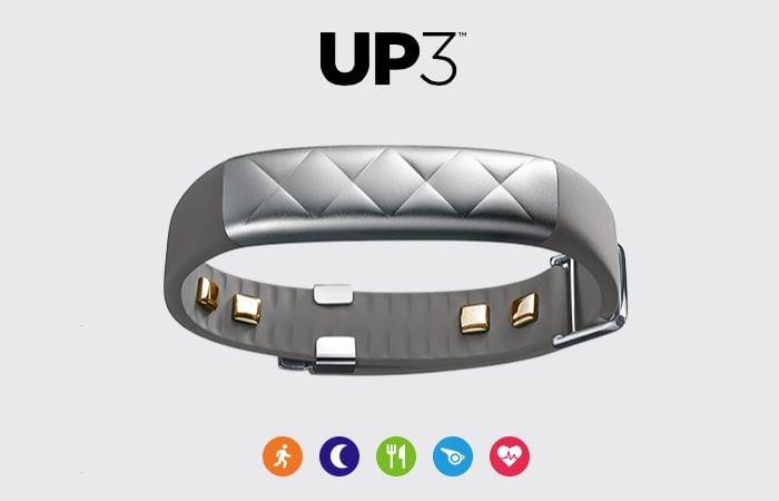 Jawbone UP3 Fitness Tracker