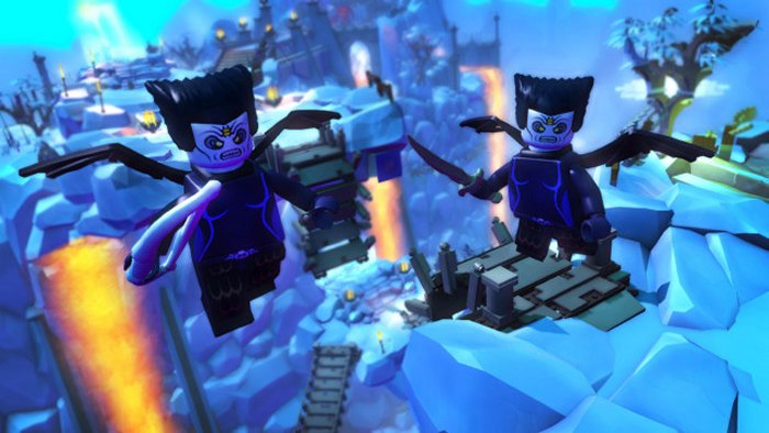 Lego Minifigures Online To Launch This Month