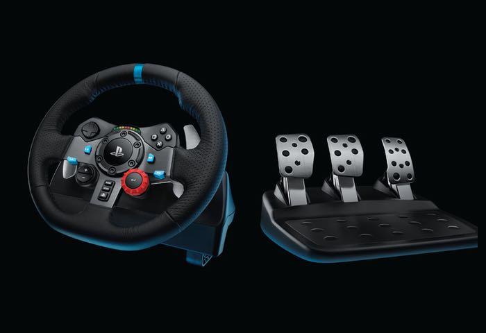 Logitech Steering Wheels-1