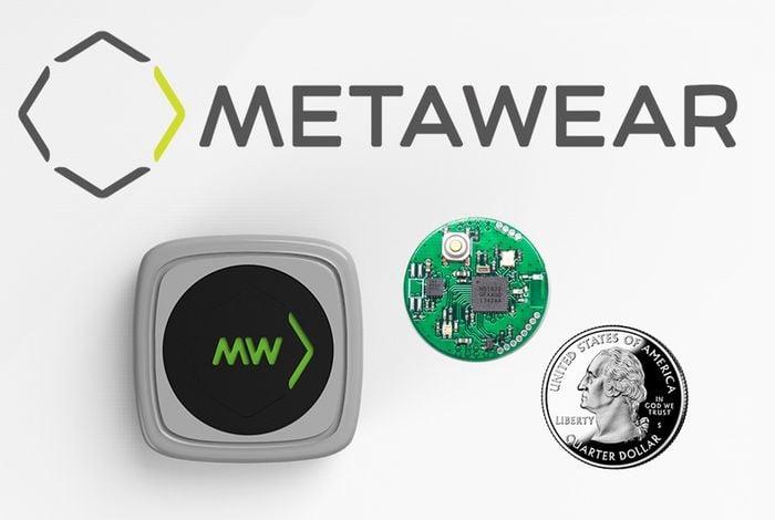 MetaWear Wearable Sensor Platform