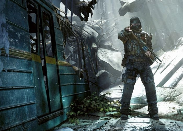 Metro Redux PlayStation 4 Free Trials