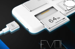 EVOL Ultra Slim Modular iPhone Case (video)