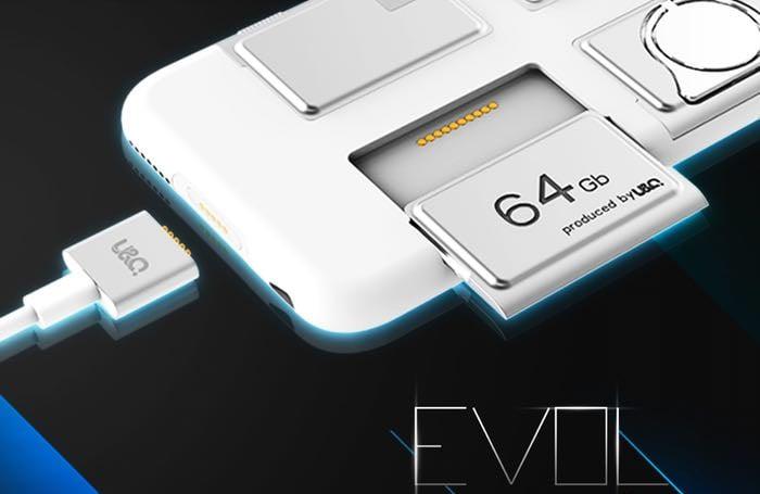 Evol Ultra Slim Modular Iphone Case Video