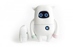 Cute Musio Robot Equipped With AI Unveiled By AKAStudy