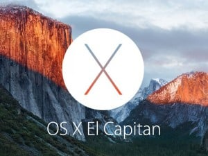 New Apple OS X El Capitan Operating System Unveiled At WWDC 2015