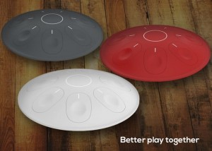 Oval Digital HandPan Instrument