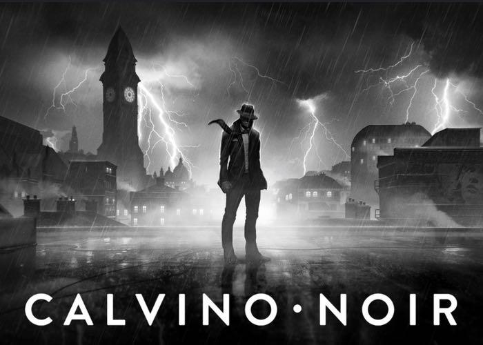 PS4 Stealth Adventure Calvino Noir