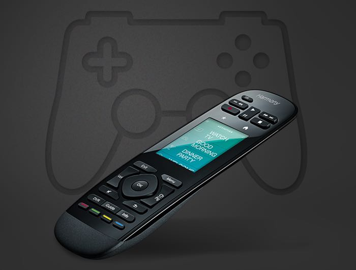 PlayStation 4 Logitech Harmony Remote