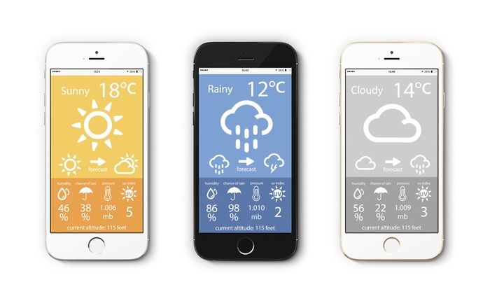 Pocket Weather Station