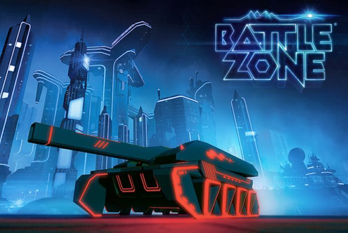 Project Morpheus Virtual Reality Game Battlezone