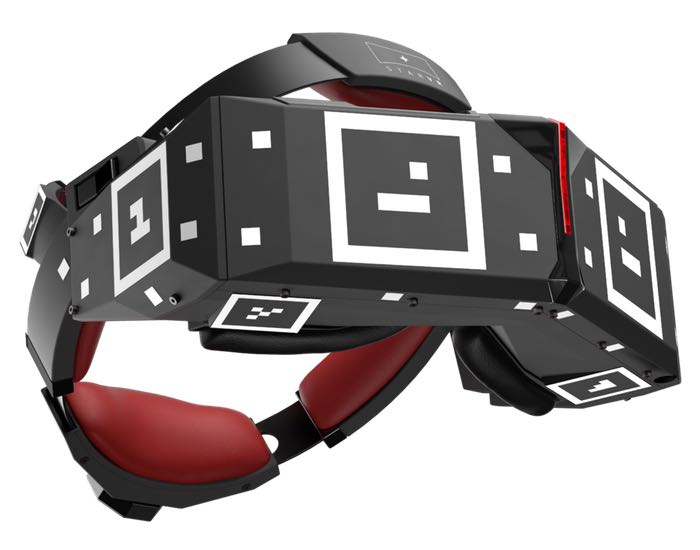 Project StarVR Virtual Reality Headset