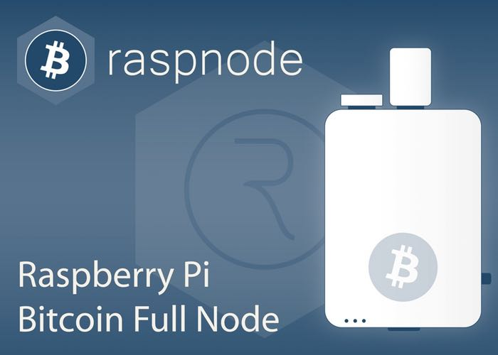 Raspberry Pi Full Bitcoin Node