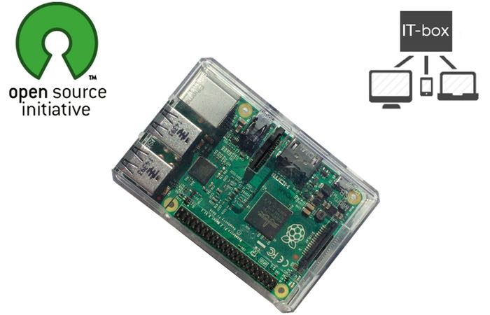 Raspberry Pi IT-box