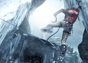 Rise of the Tomb Raider Gameplay Footage (video)