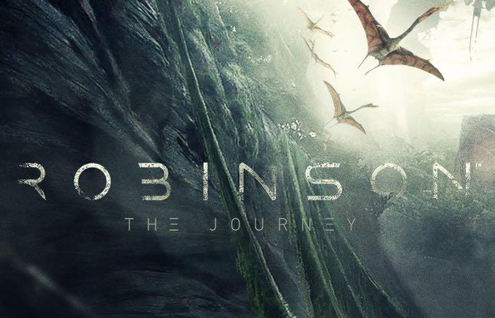 Resultado de imagem para Robinson:  The Journey