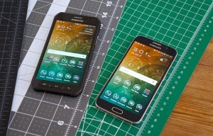 Samsung Galaxy S6 Active Takes On The Galaxy S6 (Video)