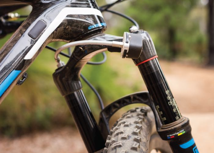 Shockwiz Automated Mountain Bike Suspension Tuning Video