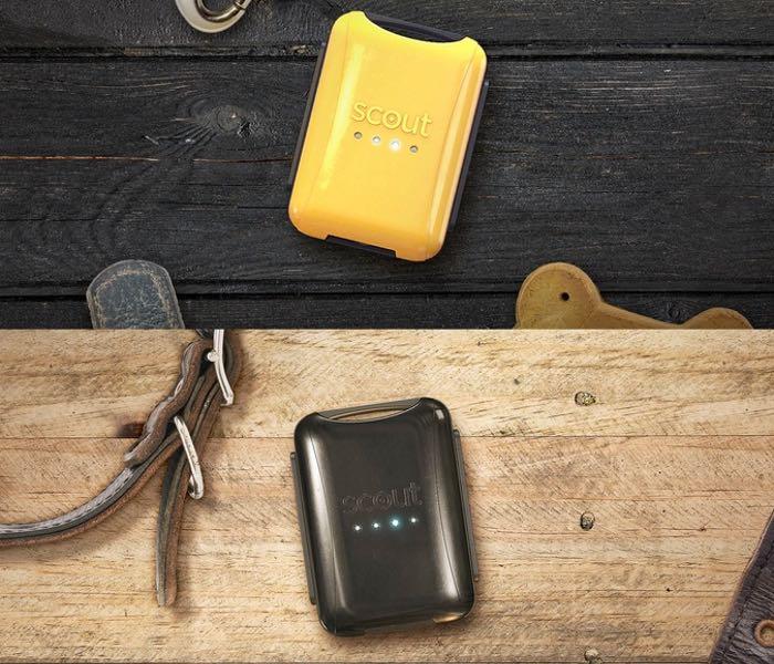 Smart GPS Tracker