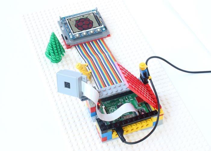 SmartiHat Raspberry Pi