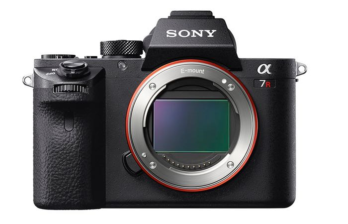 Sony A7R II Full-Frame Camera