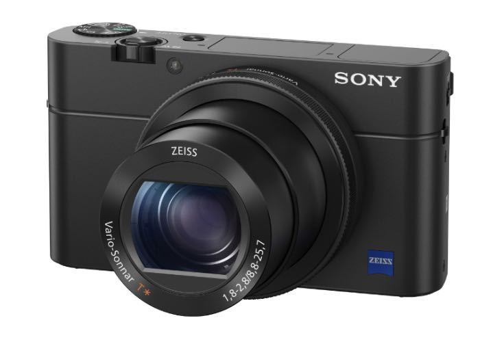Sony Compact RX-100 IV