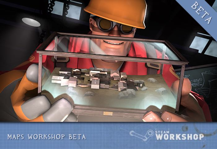 Team Fortress 2 Maps Workshop Beta