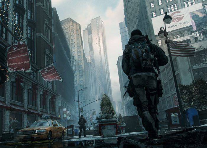 Tom Clancy's Division Dark Zone