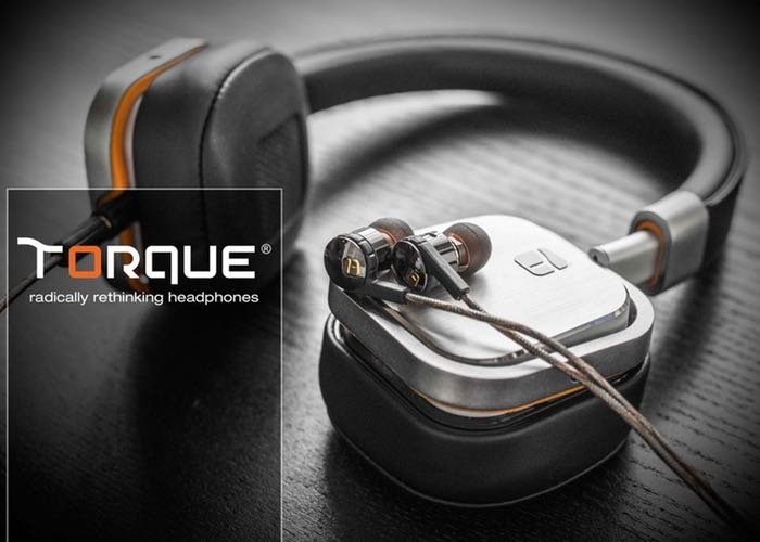 Torque Customisable Earbuds And Headphones
