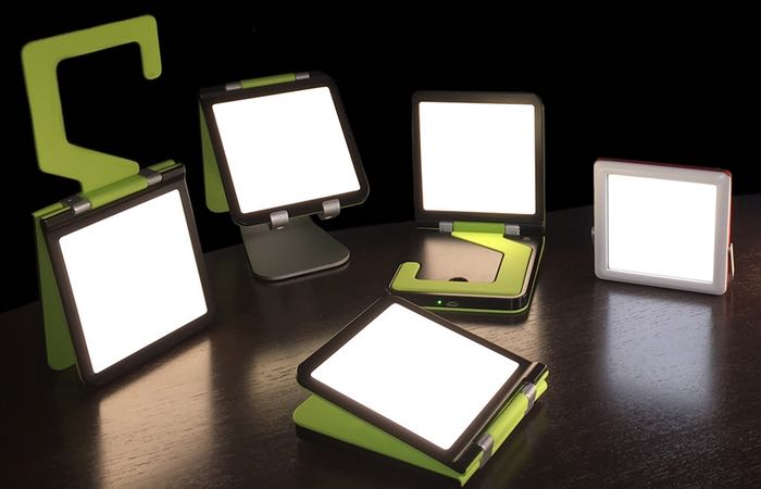 TripLit Portable OLED Light